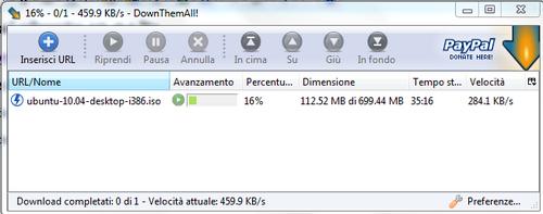 ubuntu 10.04 finale release il download